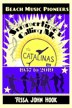1 Catalinas front cover Purple BITC
